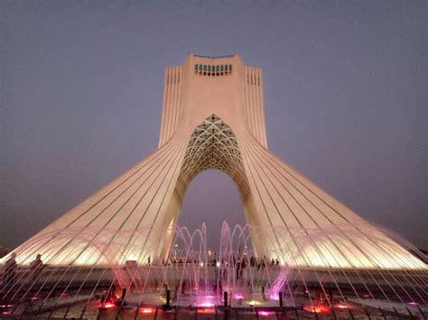 azadi tower tehran iran top tips