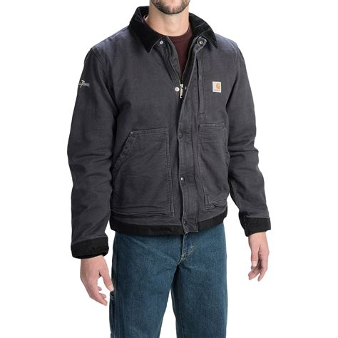 Rugged Mens Jacket by Carhartt Swing Rugged Flex 174 Jacket For