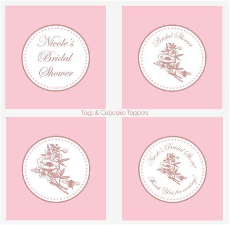 diy favor tags templates wedding wednesday diy printable vintage collection