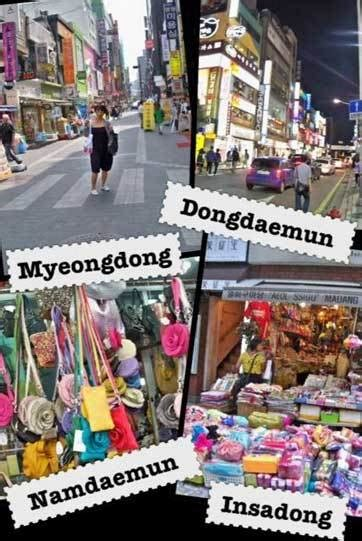 Kebykan Beli Pas Ke Korea Masker Shop Etude Banila Skinfood rikasakura to yuuritsu 4 tempat belanja wajib di seoul