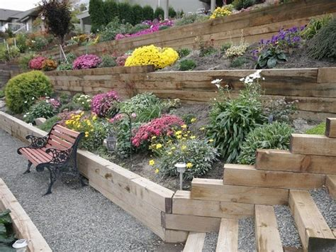 Garden Retaining Walls Ideas Images Of Retaining Wall Ideas Ideas Of Retaining Wall Railroad Ties Home Decor Report Diy