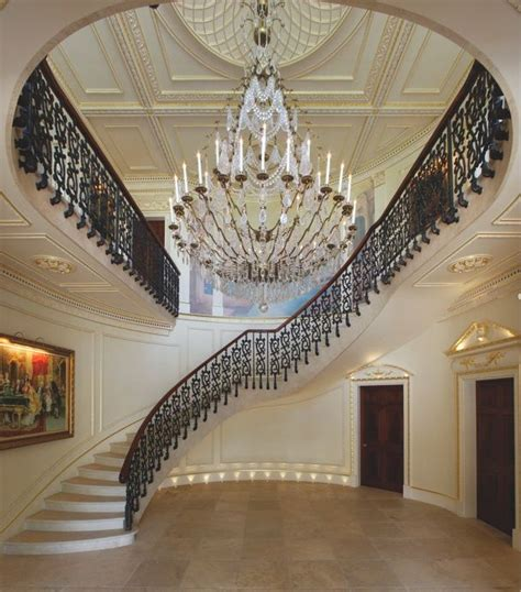 Grand Stairs Design 17 Best Ideas About Luxury Staircase On Grand Entrance Grand Staircase And Luxury