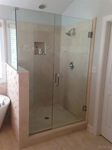 Shower Door Vinyl Sliding Glass Shower Doors Frameless Shower B020 Glass Bypass 2 Way Sliding Glass Shower