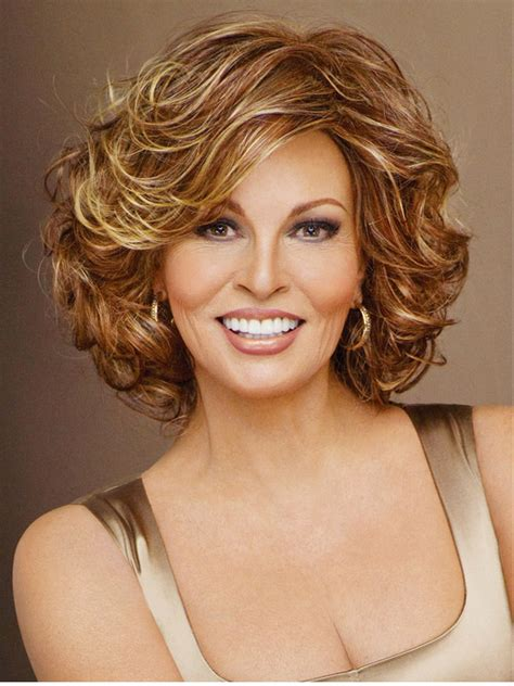 wigs for fat face and short neck raquel welch embrace heat friendly synthetic wig average cap