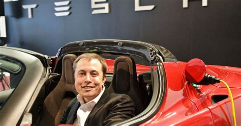 Tesla Founders Tesla Founder Elon Musk Promises To End Range Anxiety