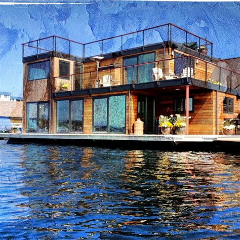 floating house boat seattle afloat seattle houseboats floating homes live
