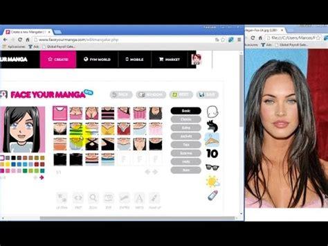 crear imagenes jpg online como crear gratis y online tu avatar estilo caricatura