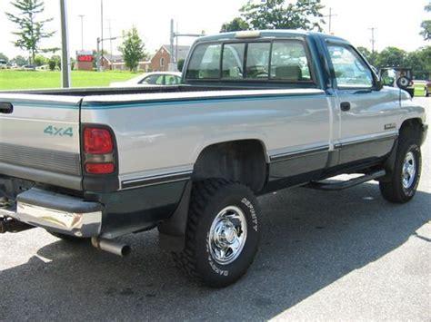 find used 1994 dodge ram 2500 5 9 cummins turbo diesel