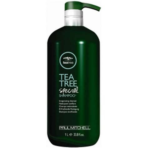 Acl Conditioner Green Tea 1000ml paul mitchell tea tree special litre duo shoo and conditioner free shipping lookfantastic