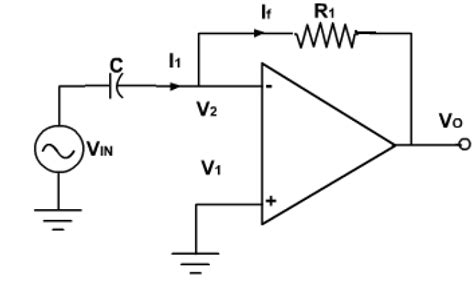 integrator circuit using op theory integrator circuit theory 28 images the integrator tutorial electronics integrator general