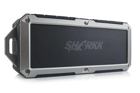 Speaker New Speker Blutooth Su10 sharkk 2o 8w ip67 certified waterproof portable wireless