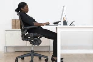 Poses For Sitting At A Desk by 7 Ways To Improve Your Posture Wellness Us News
