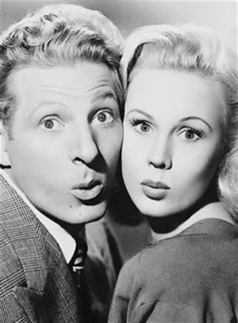 Danny Kaye, Virginia Mayo; publicity still for Norman Z