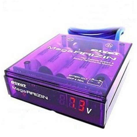 Pivot Mega Raizin Volt Stabiliser Original Made In Japan pivot mega raizin purple voltage regulators v spec