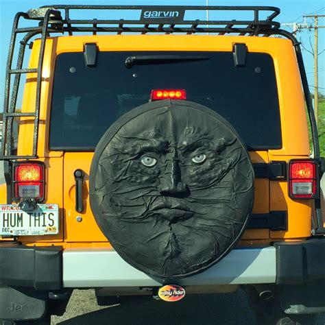 Jeep Spare Wheel Covers Coolest Jeep Wrangler Spare Tire Cover I Ve Seen I