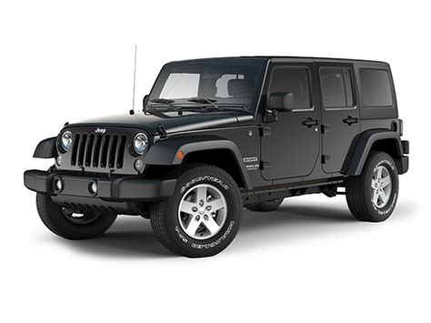 Jeep Wrangler Unlimited All Black 2017 Jeep Wrangler Unlimited Suv Urbandale