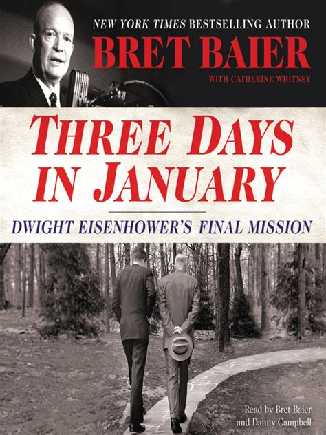 three days in january dwight eisenhower s mission books three days in january fairfax county library