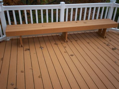 wood deck benches build wood deck bench plans diy 4 x 8 work table plans