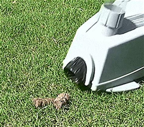 backyard dog poop cleaning pooch power dog poop vacuum cordless vacuum pooper scooper