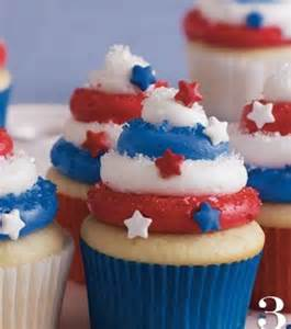 4th of july cupcakes yummy cupcake pinterest