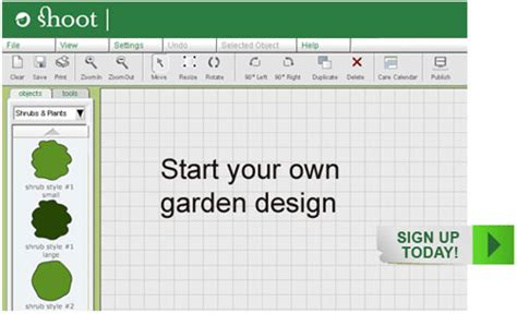 how to design my backyard design my garden tool shoot