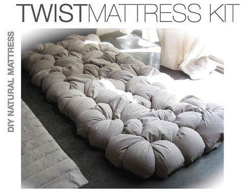 How To Make A Futon Bed by Make Your Own Organic Buckwheat Hull Mattresses