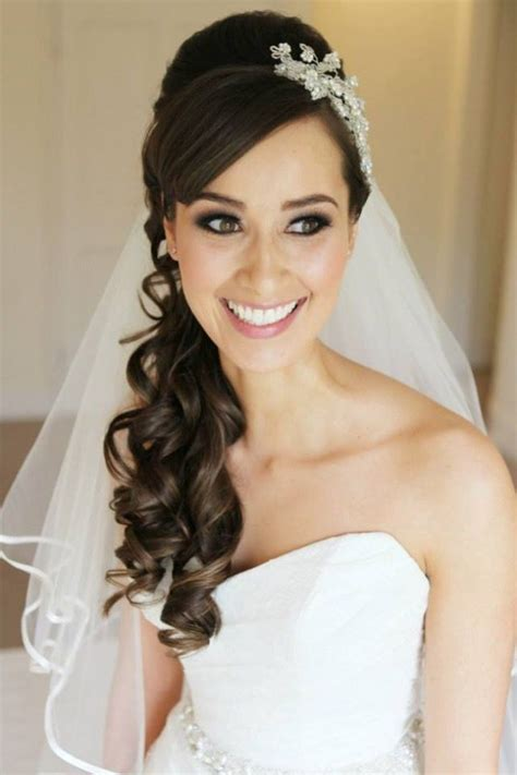 side swept wedding hairstyles with veil side swept wedding hairstyles with veil hairstyles