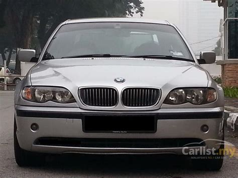 bmw 318i silver bmw 318i 2005 2 0 in penang automatic sedan silver for rm