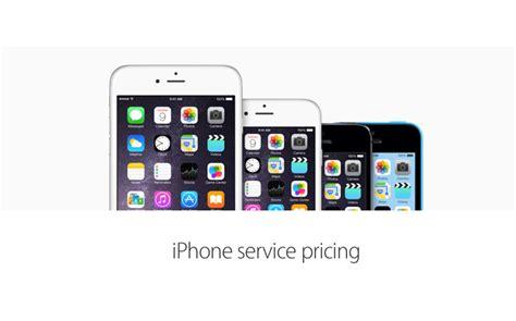 Hp Iphone Saat Ini ini daftar lengkap harga service handphone iphone kalian