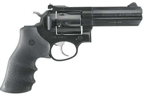 Humm3r Tracking Colombus ruger gp100 357 magnum blued revolver with 4 inch barrel