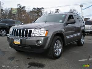 2007 mineral gray metallic jeep grand limited 4x4