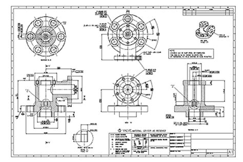 required product drawings (with gd&t,weld symbols