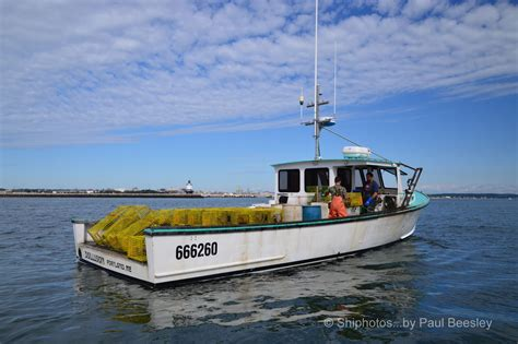 great lobster boat shiphotos by paul beesley august 5 2015 portland maine