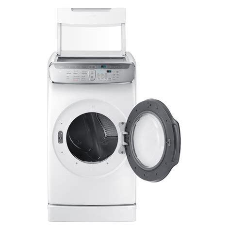 steam dryer static steam dryer static samsung 7 5 total cu ft gas flexdry