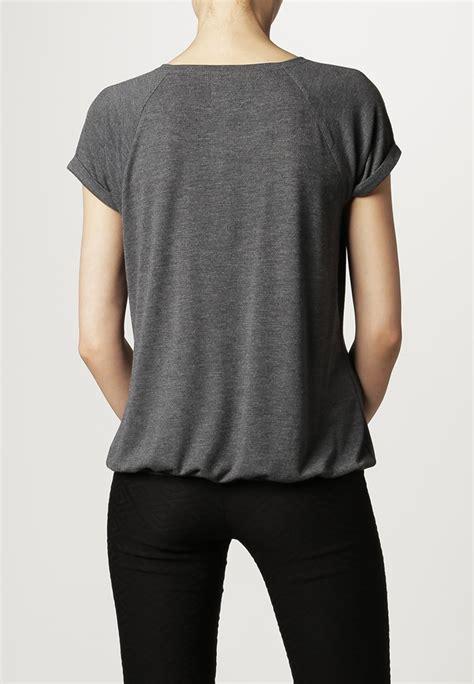 New T Shirt Pria The Samurai Android Terlaris opus samurai t shirt basic carbon zalando de
