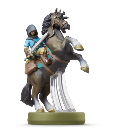 Amiibo Link Archer The Legend Of Breath Of The check out what the new the legend of breath of the series amiibo can do in the
