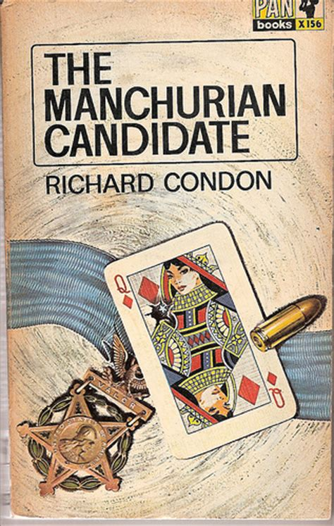 the manchurian candidate pan book cover flickr photo