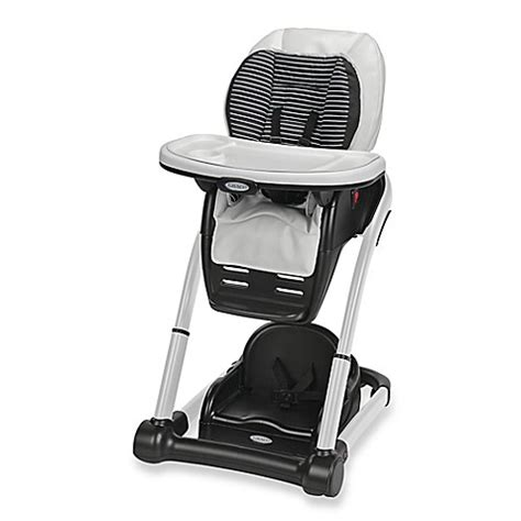 graco blossom 4 in 1 seating system buy graco 174 blossom 4 in 1 high chair seating system in
