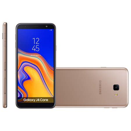 samsung's second android go phone, the galaxy j4 core