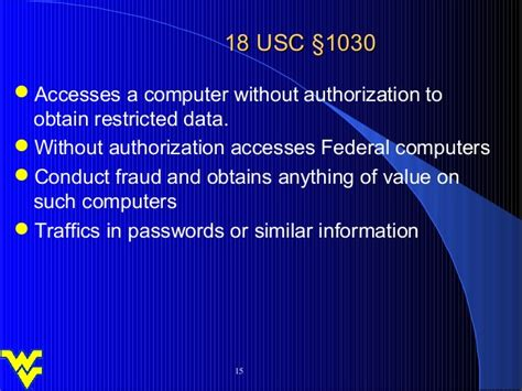 18 Usc Section 1343 by Computer Forensics And Privacy