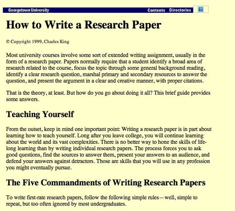 tips for writing a research paper in college best 25 research paper ideas on writing