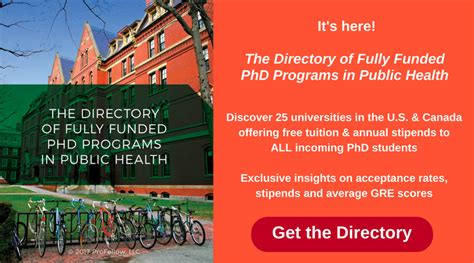 Business Doctoral Programs 2 by Fully Funded Phd Programs In Health Profellow