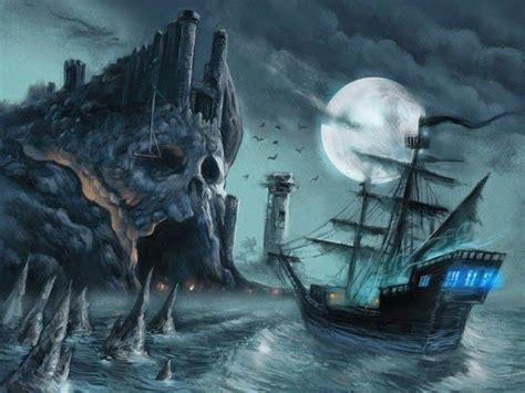 barco fantasma dibujo barco pirata fantasma z dibujos manualidades pinterest