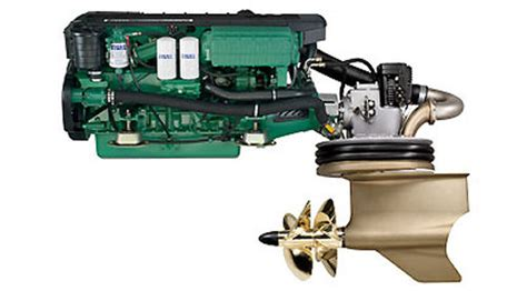 volvo ips drive list of engines by volvo penta reviews test boattest