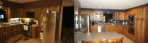 kitchen cabinets winnipeg winnipeg and surrounding area before after kitchens winnipeg and surrounding area