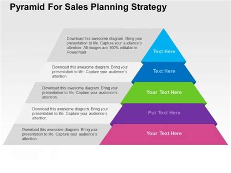 sales strategy template powerpoint sales strategy