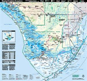map florida everglades related keywords suggestions for everglades map