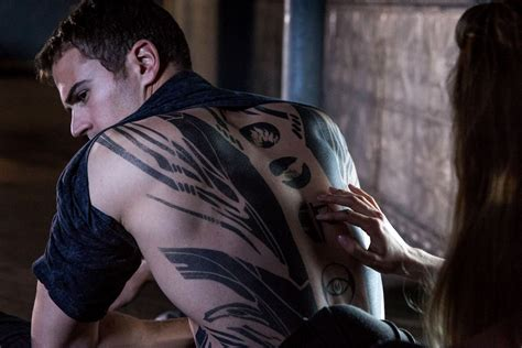 behind the epic tattoos of divergent new york post