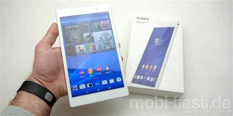 Hp Sony Xperia Z3 Tablet sony xperia z3 tablet compact im dauertest teil 1