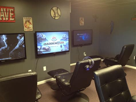 Gamer Bedroom by 45 Room Ideas To Maximize Your Gaming Experience Rooms Rooms And